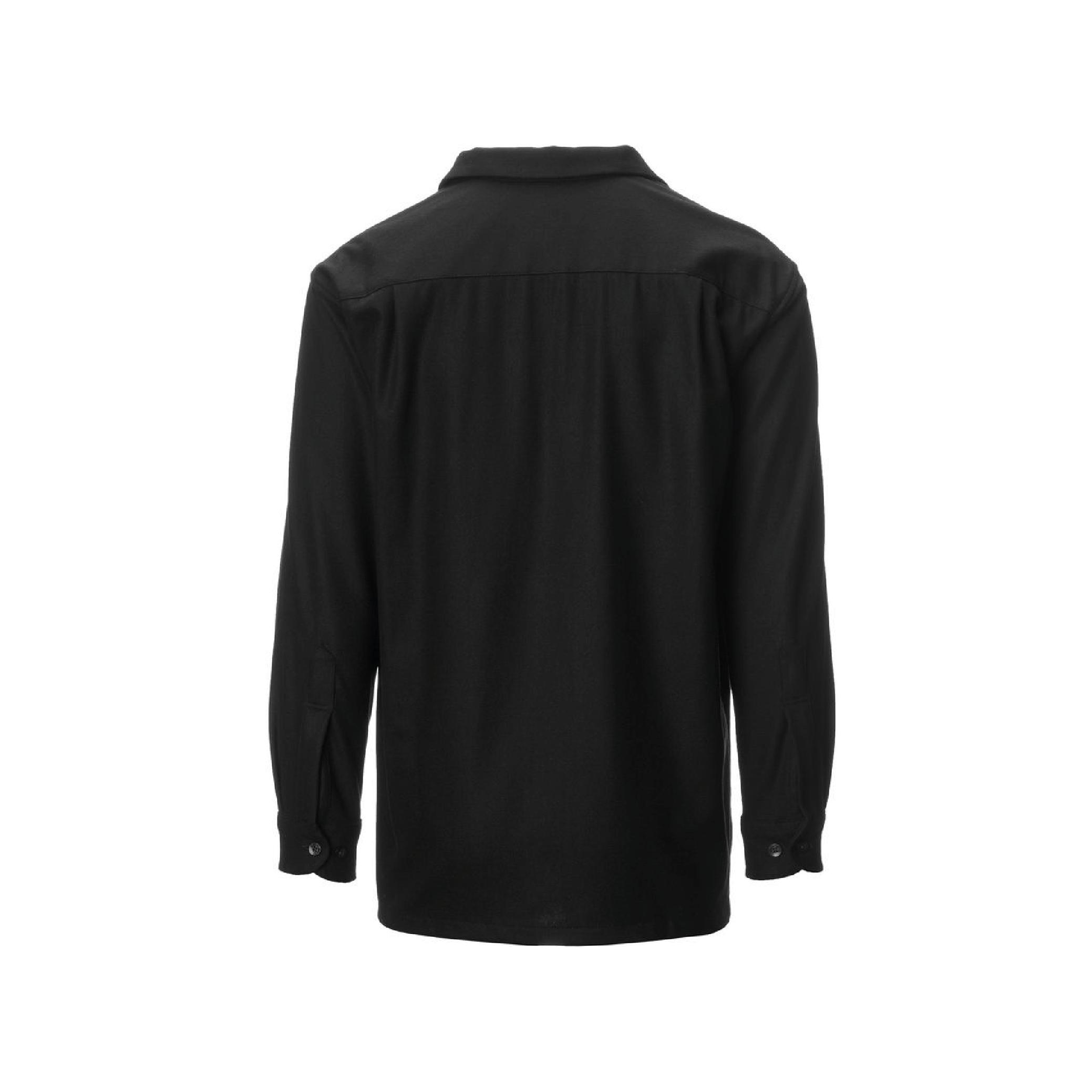 Pendleton Board shirt black back.png