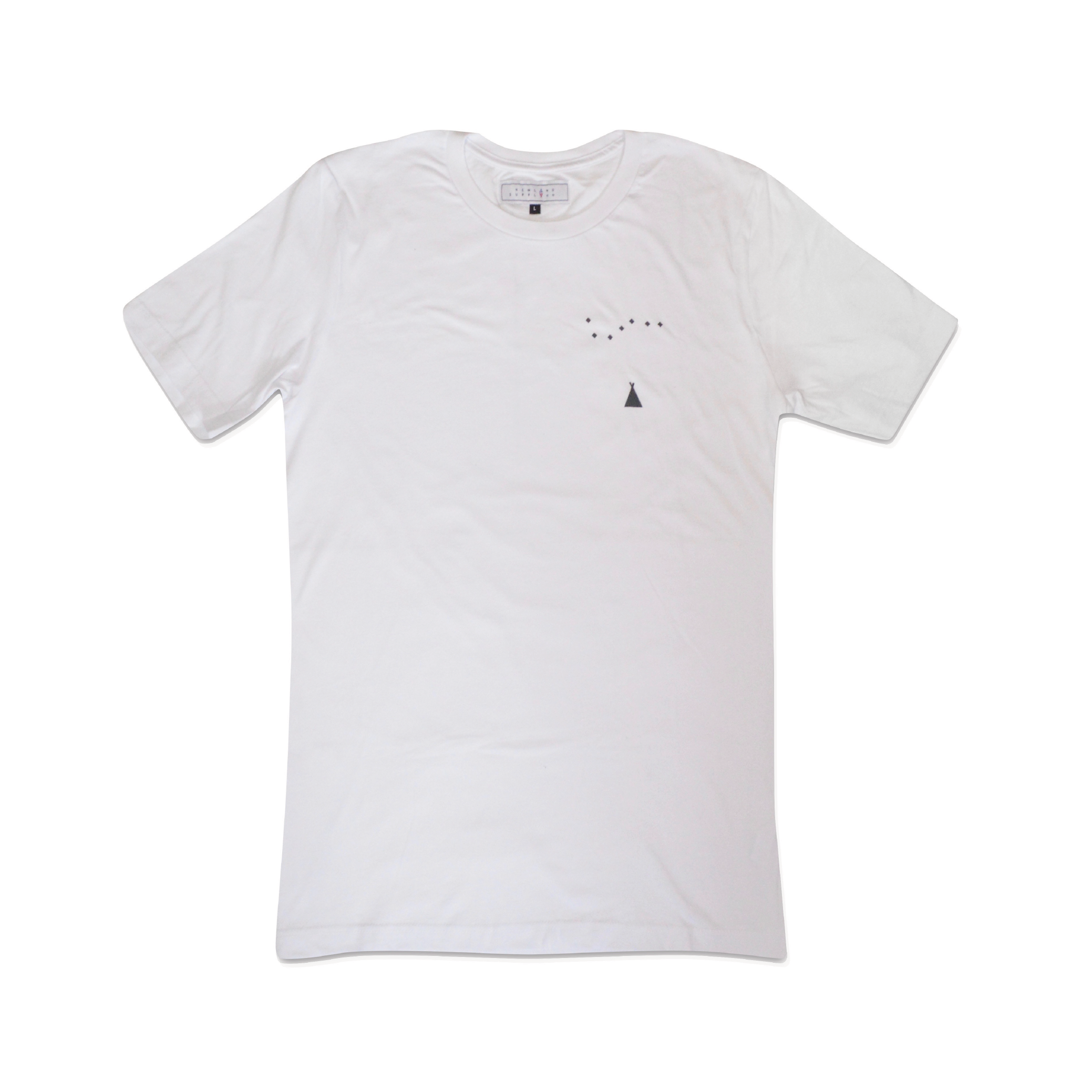 WITHERIDGE TEE IN WHITE    By  Newland Supply Co.     Our Witheridge Tee features designs by Harry Fricker on the front breast & Newland detailing on the back.    SHOP NOW        £24