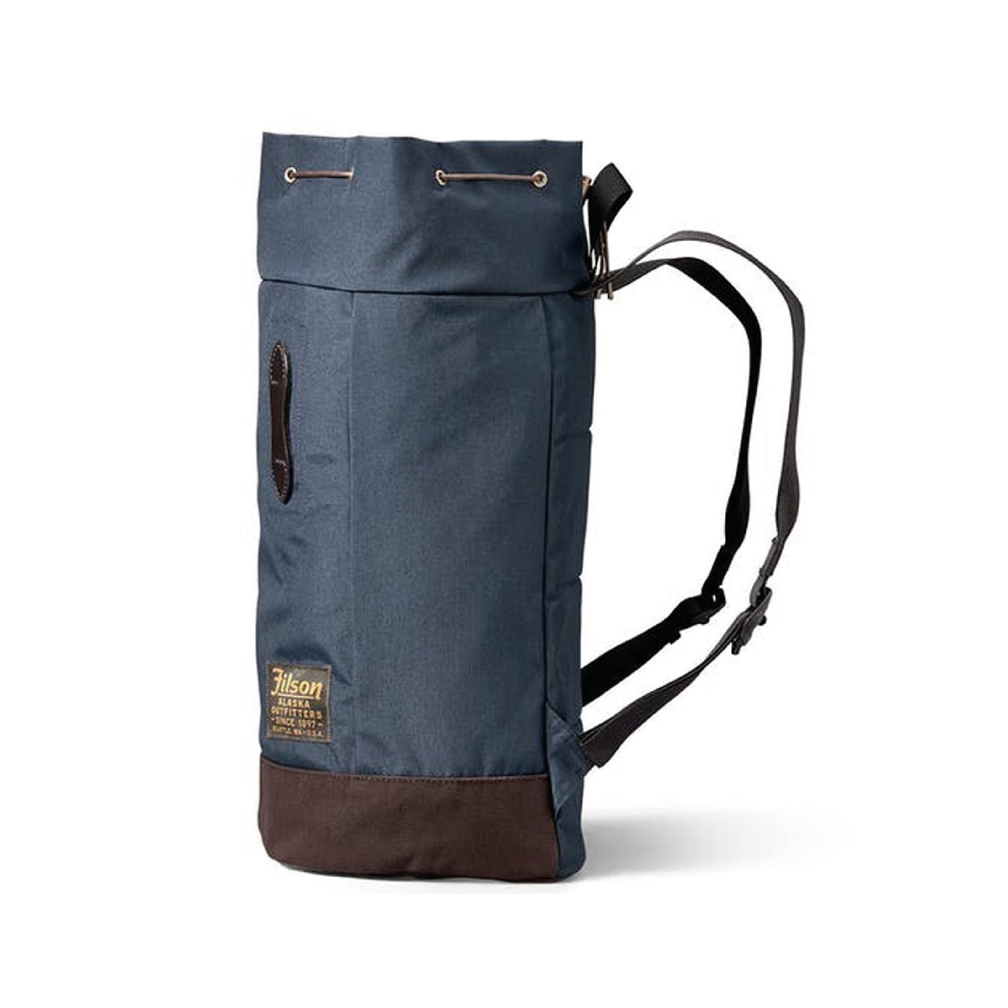 Navy Filson Daypack Open-01.png