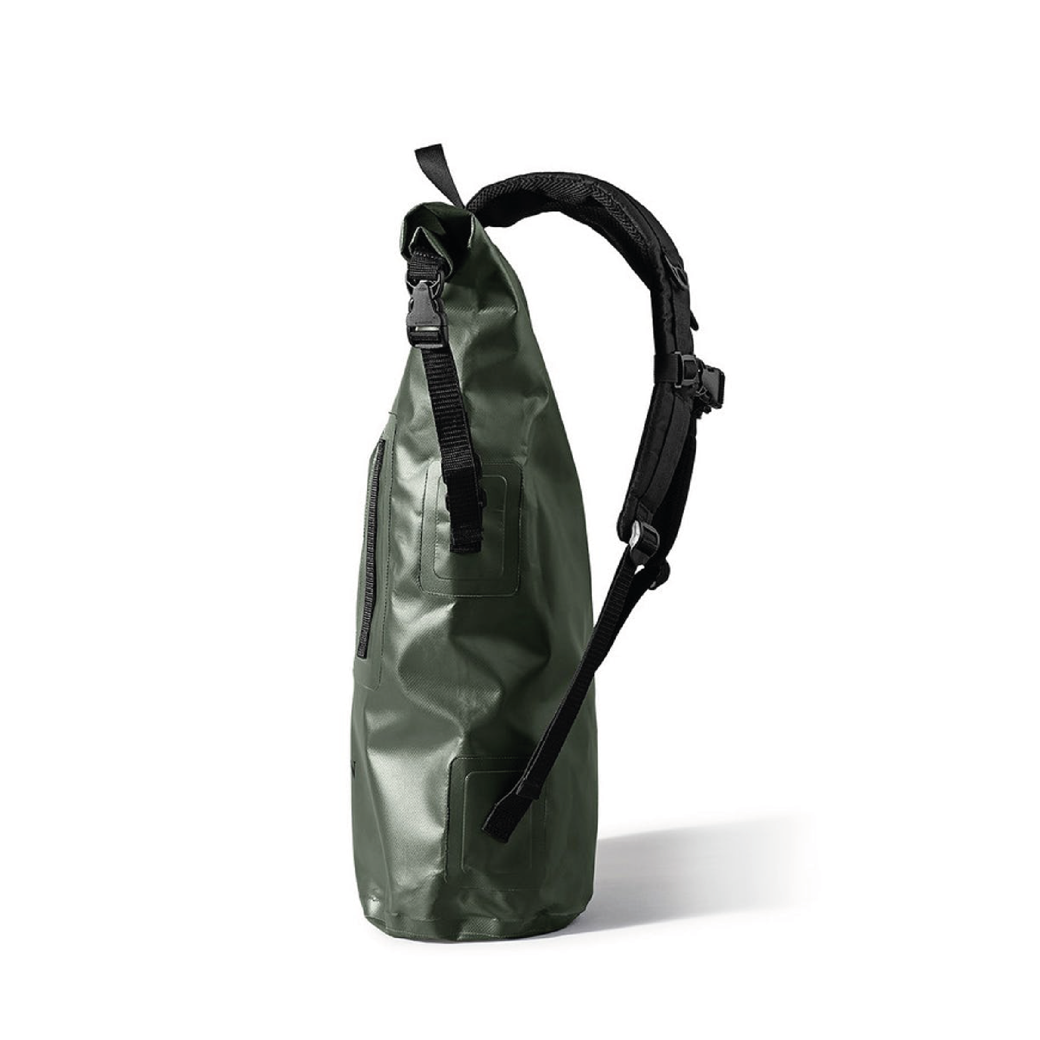 Filson Dry Duffel Backpack side.png