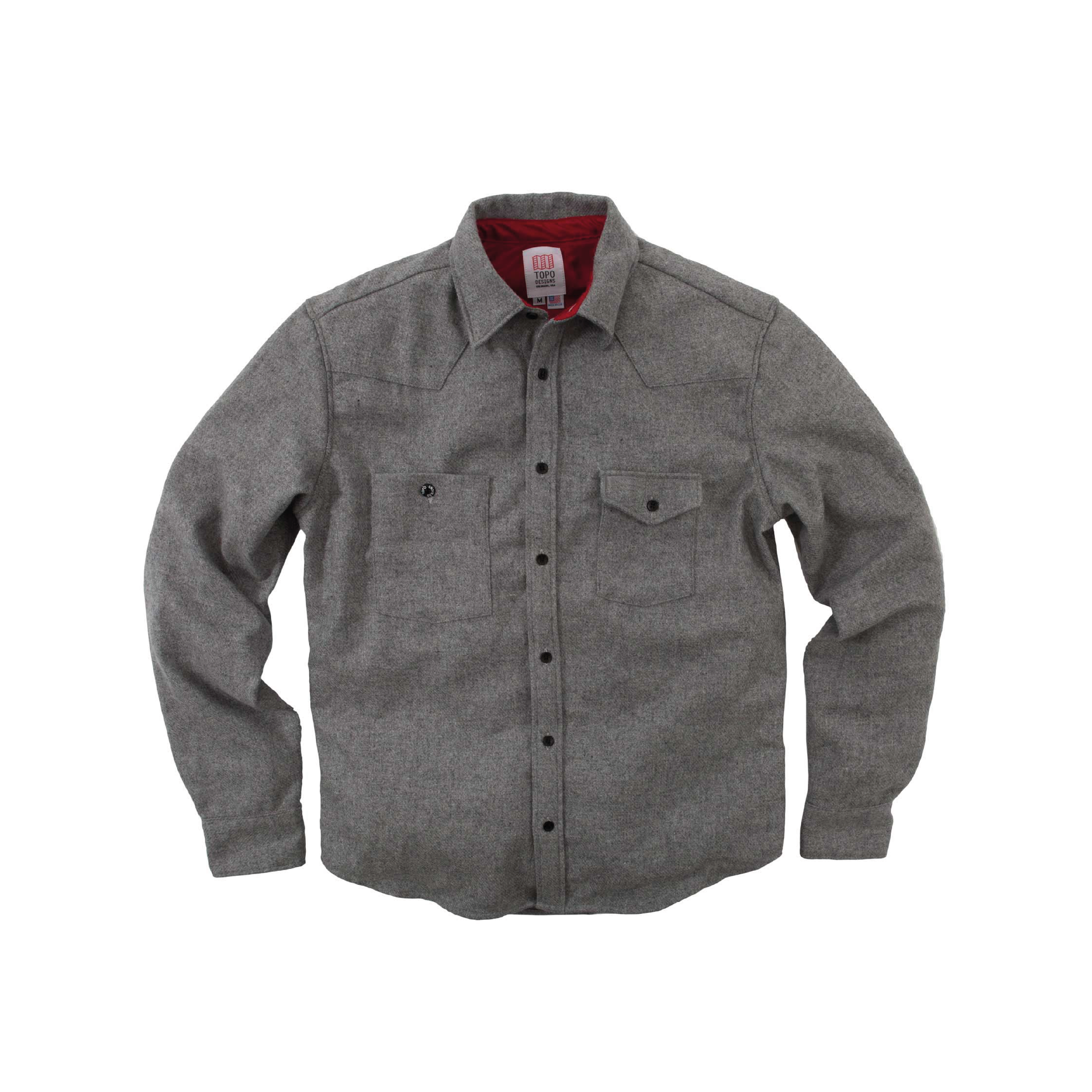 Topo Work Shirt Grey.png