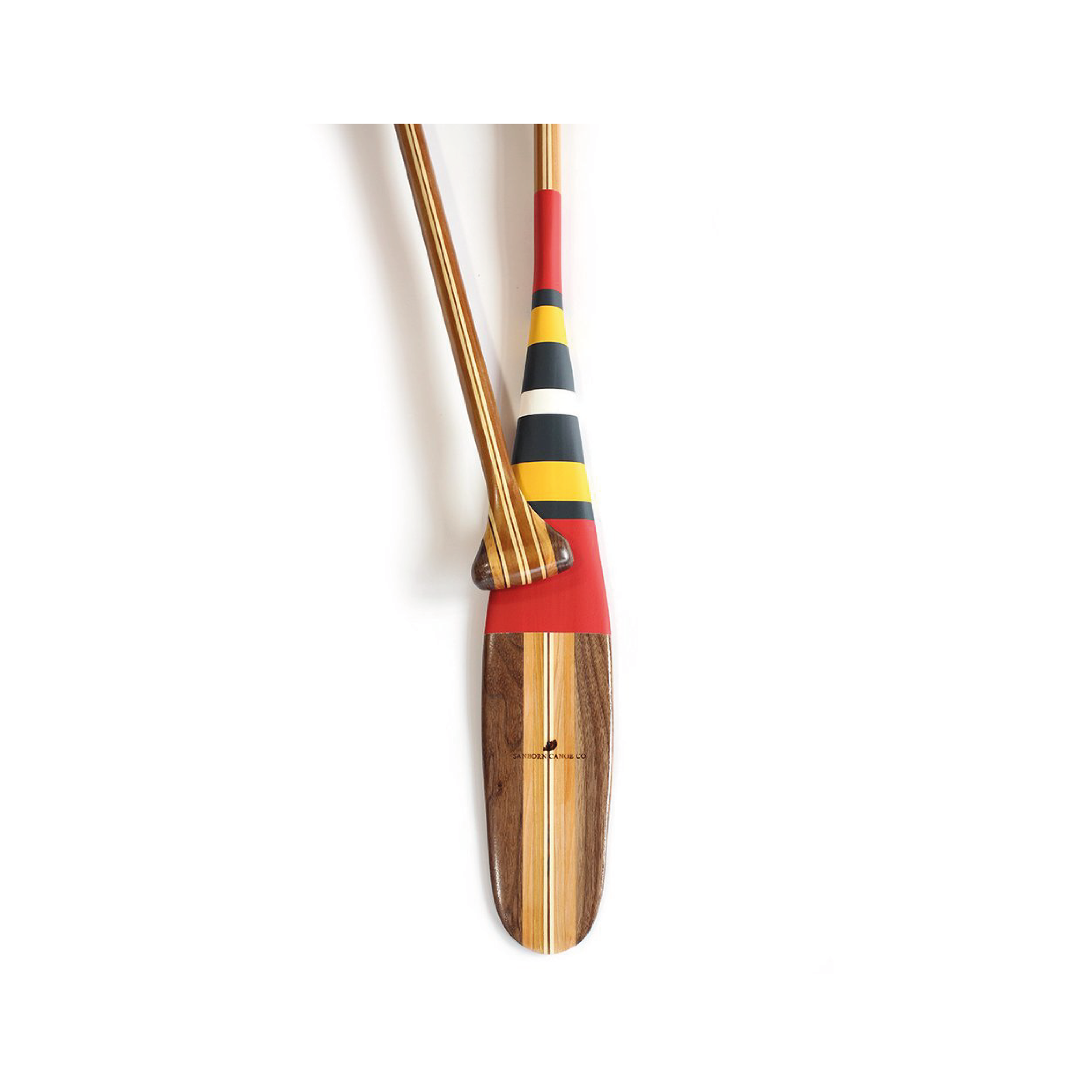 MUFFERAW   By   Sanborn Canoe Co.     An artisan paddle so-named from Big Joe Mufferaw.    SHOP NOW      £145