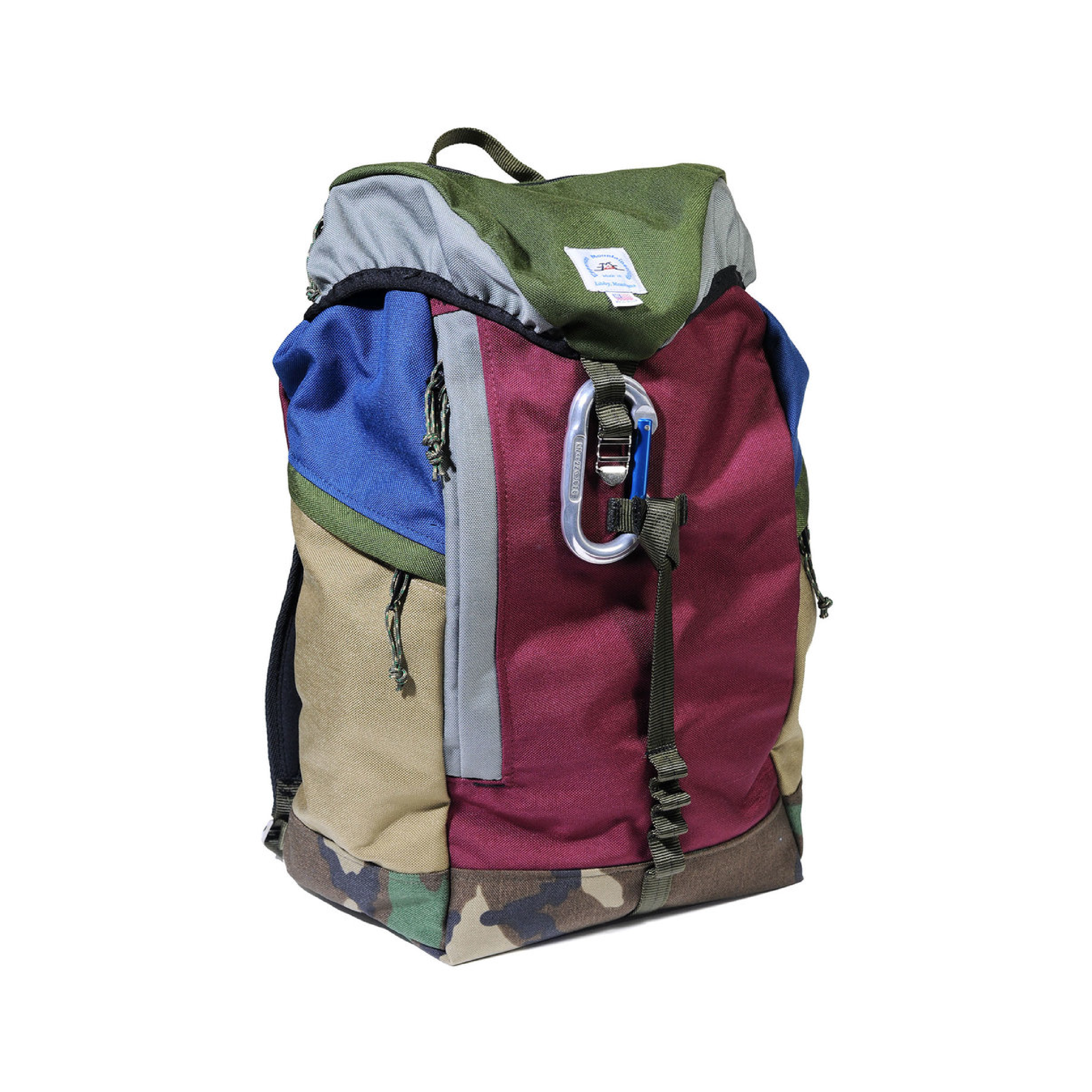 LARGE CLIMB PACK (MOSS / BORDEAUX)    By  Epperson Mountaineering     A rugged pack inspired by climbers with enough pockets and webbing loops to carry all your gear, plus more.    SHOP NOW          £140
