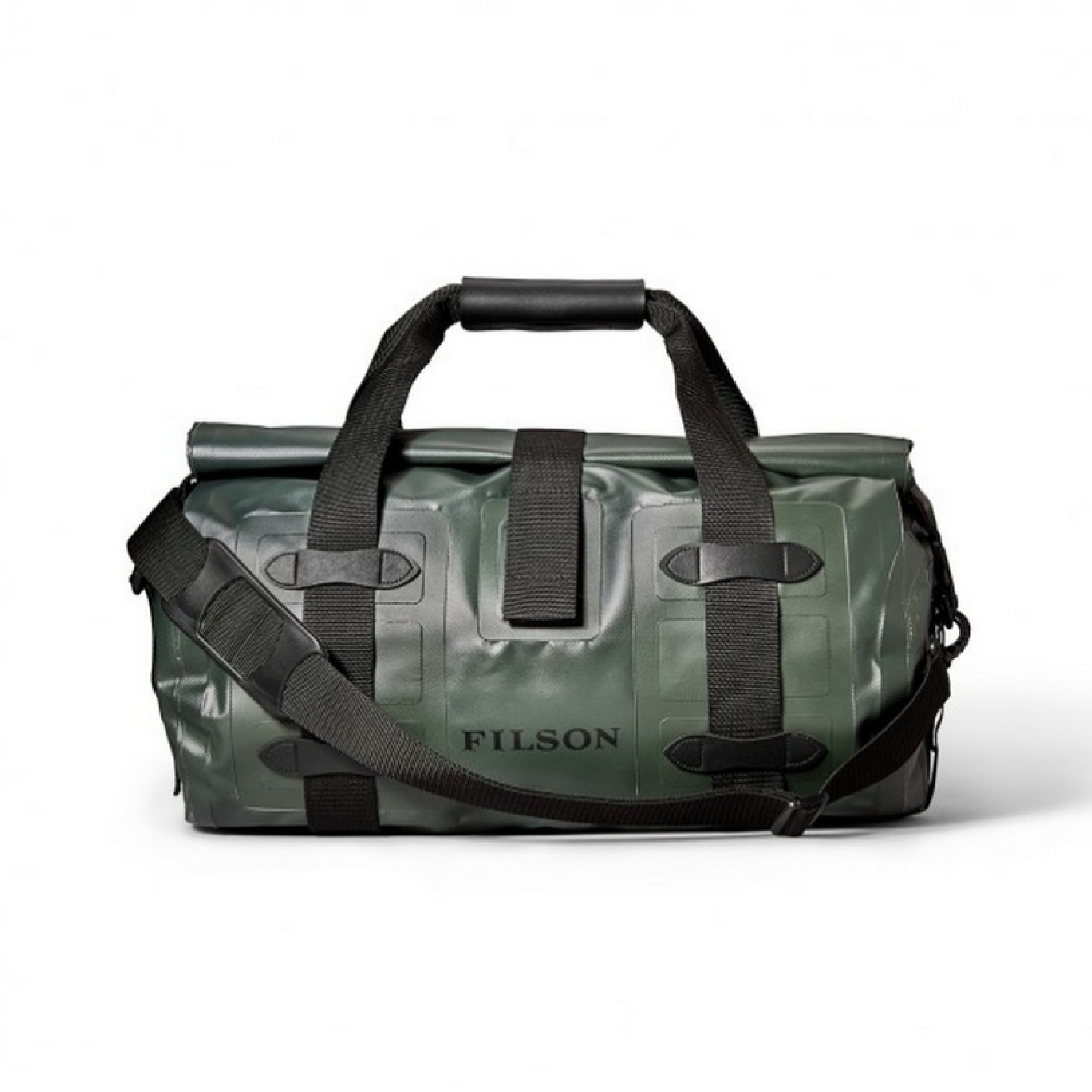 DRY DUFFLE BAG SMALL    By  Filson     The toughest waterproof dry bag around. Ready for anything you can throw at it or in it, anytime, anywhere.    SHOP NOW        £80