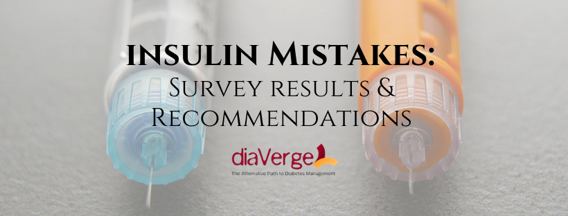 Insulin Mistakes: Results and Recommendations. png