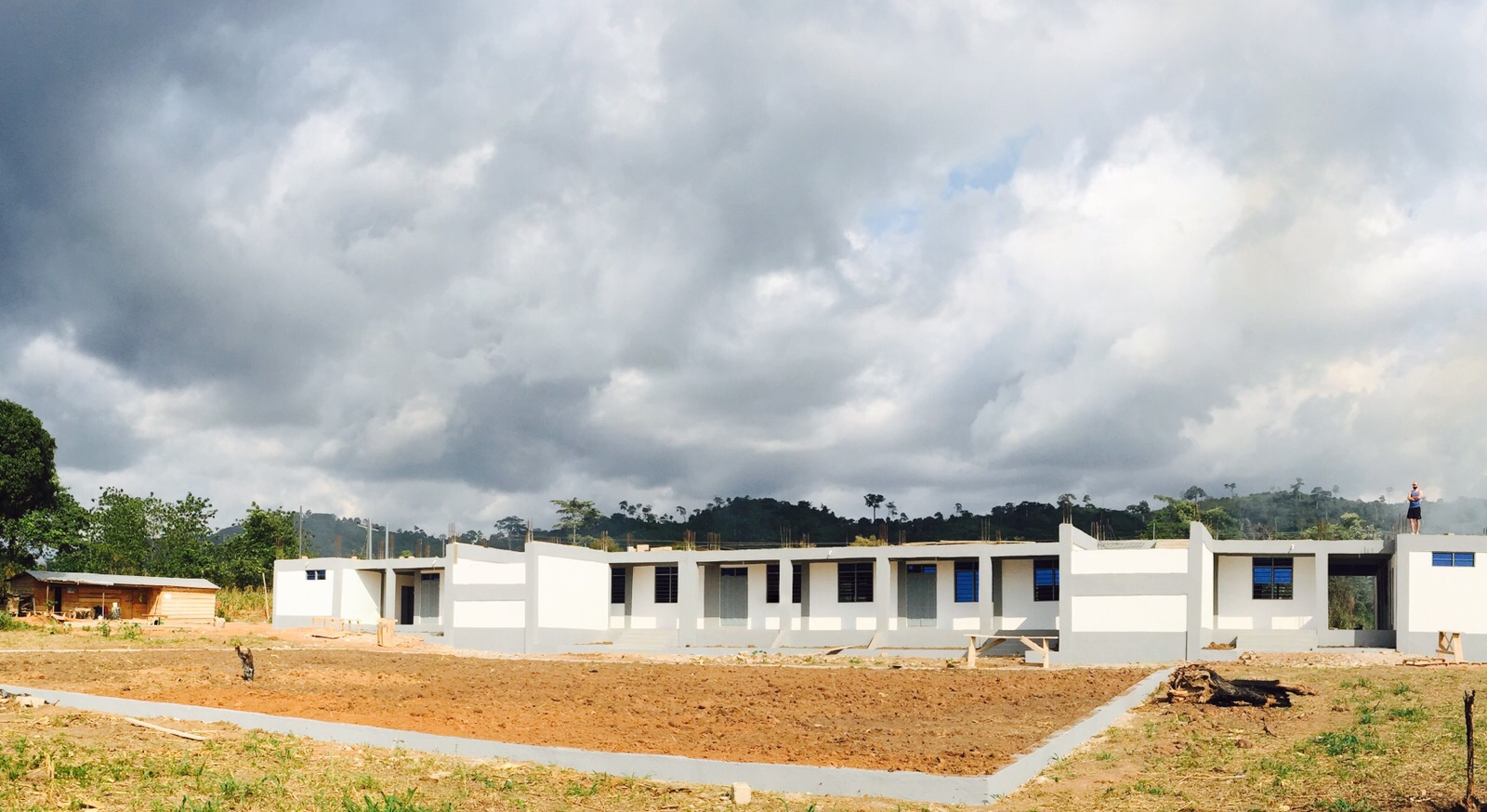 9. Completed school building ready for first year intake (Sept 2015).jpg