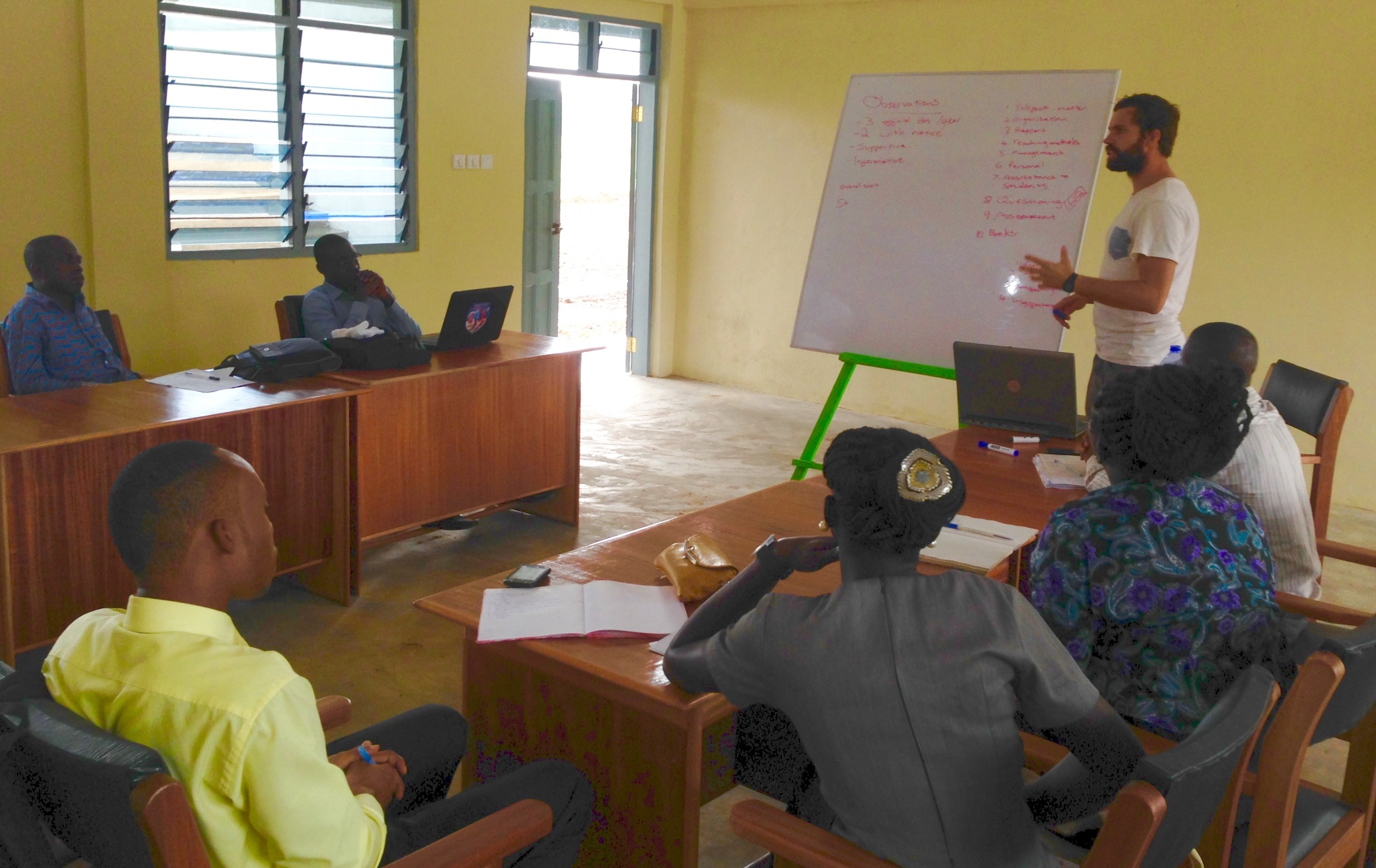 15. Teacher Training week before school opens - Sept 2015..jpg