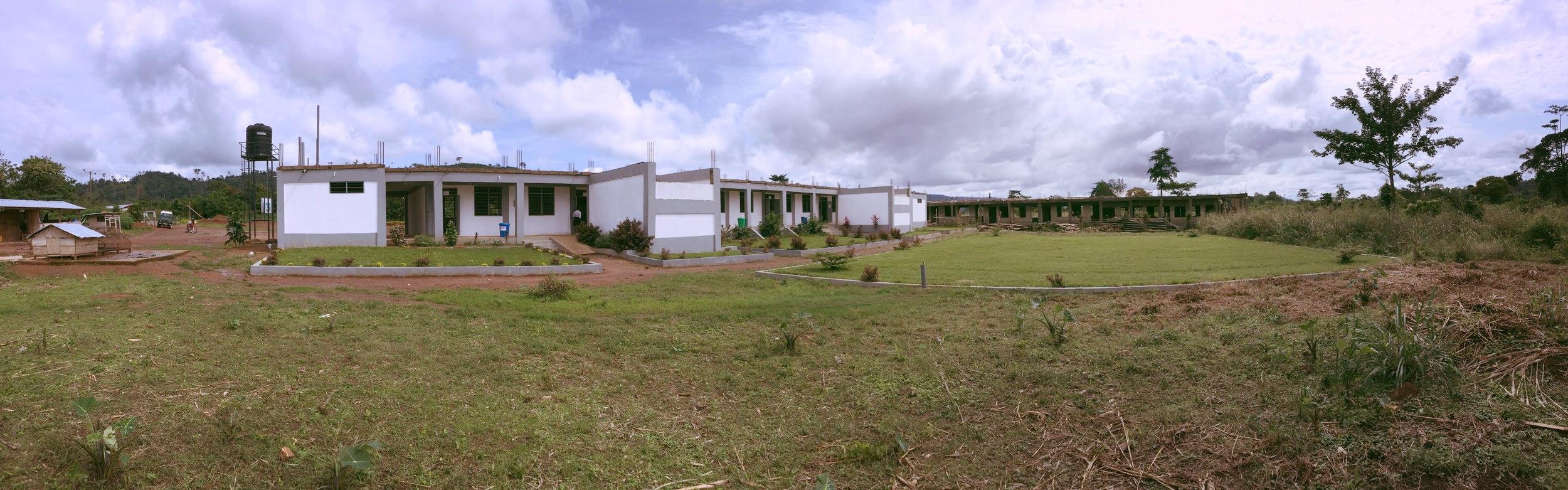 Panoramic of the school.JPG