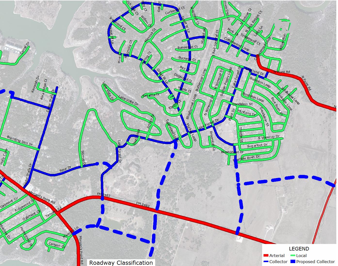 City Wide Street Master Plan