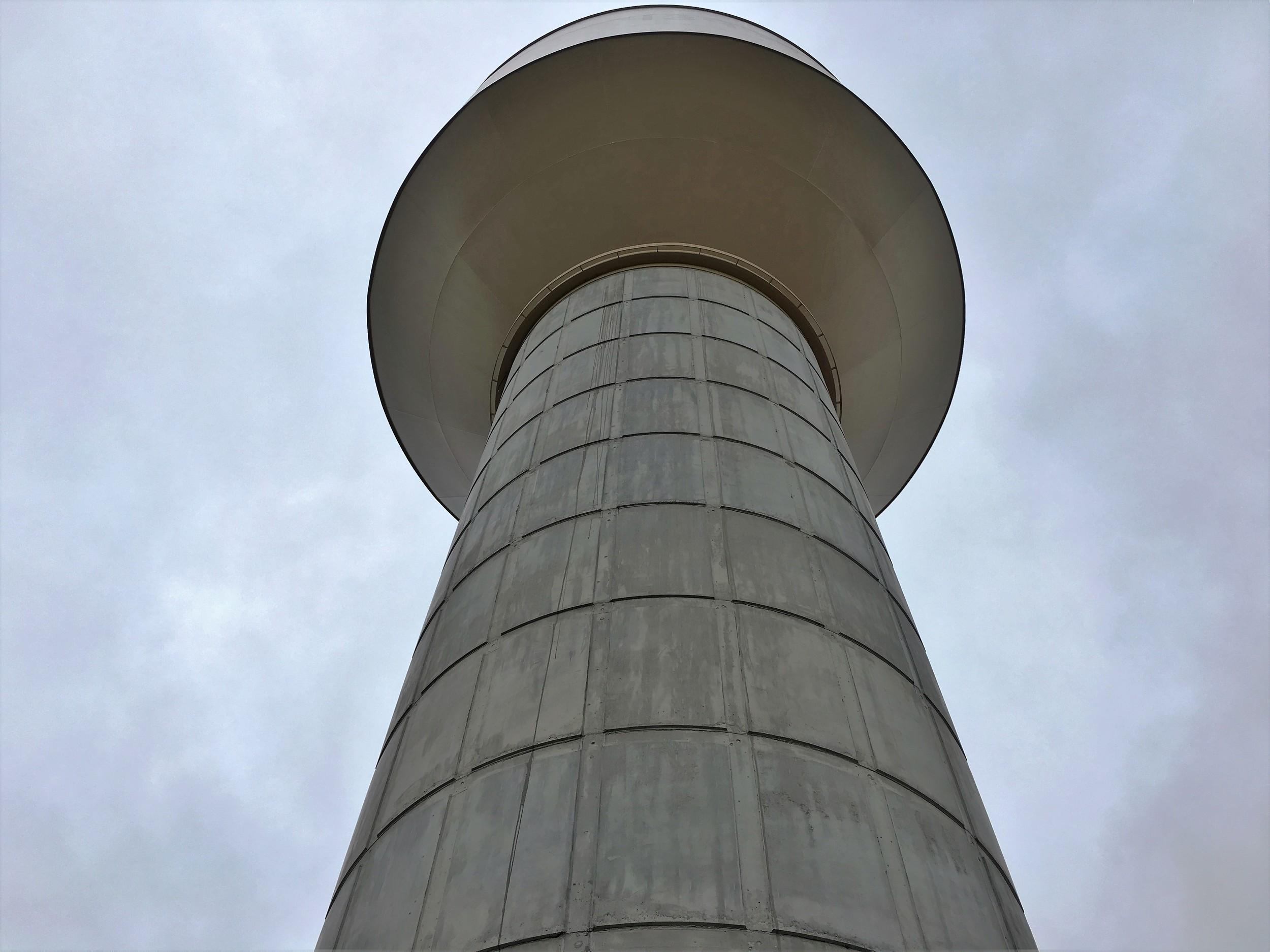 Composite Elevated Storage