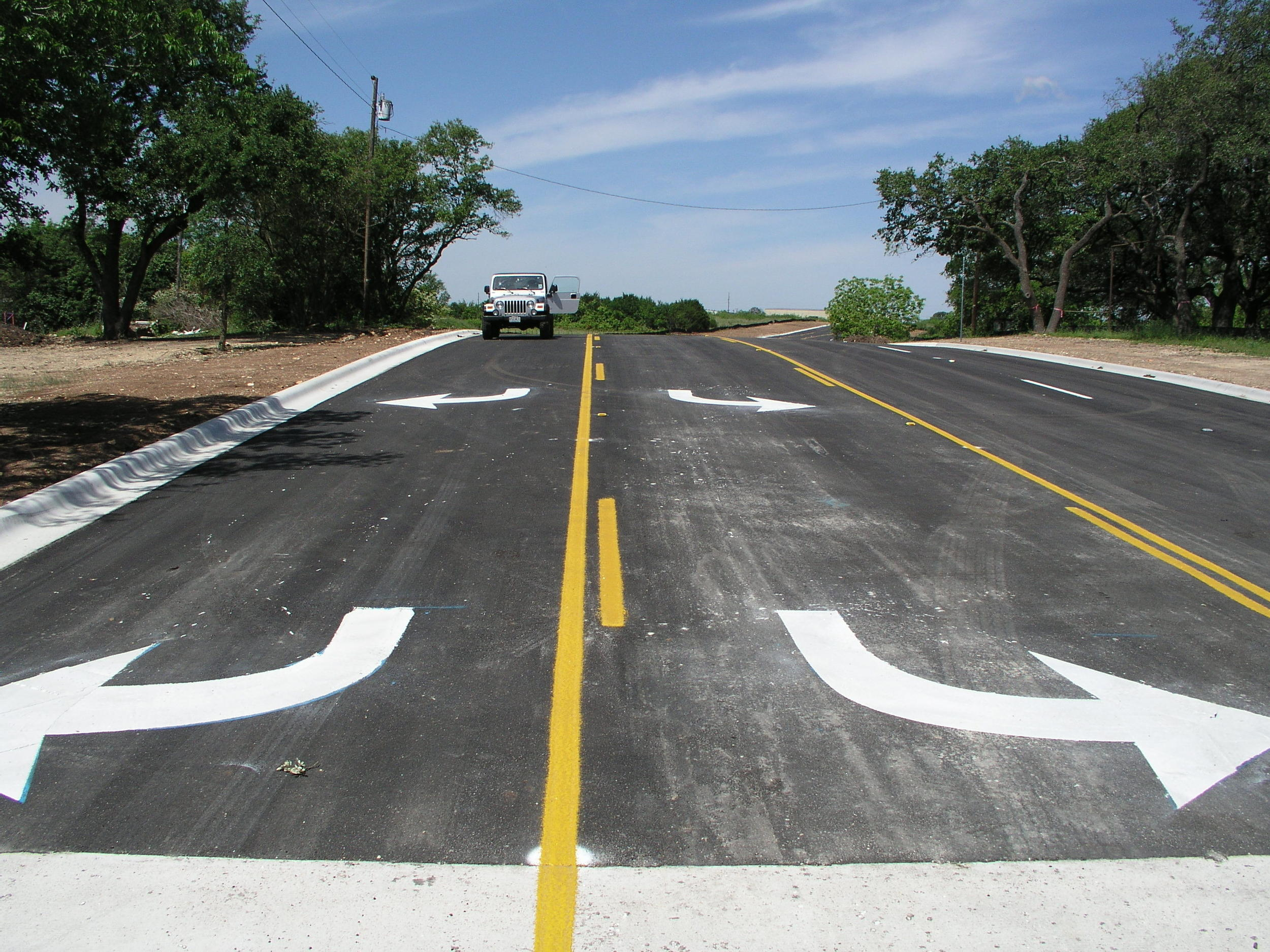 Multi-Lane Roadways