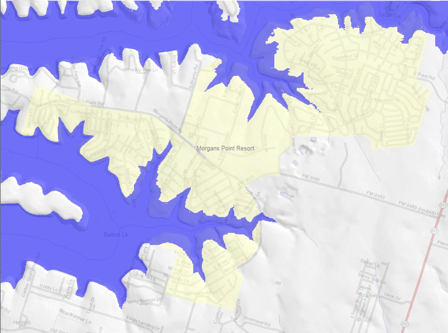 Flood Plain Reclamation