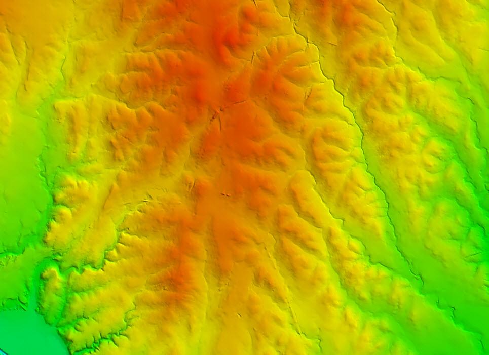 Digital Terrain Models