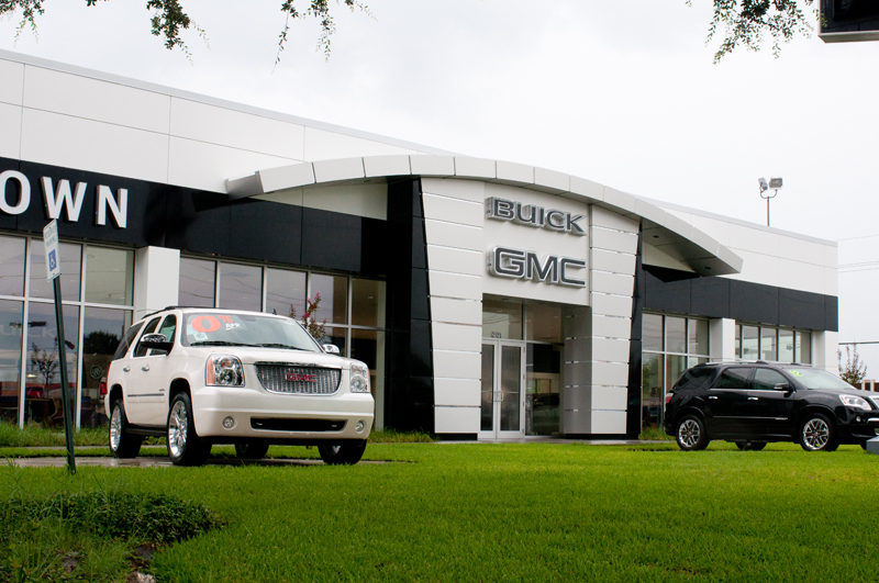 Crown Buick Gmc >> Crown Buick Garrity Accardo Architects