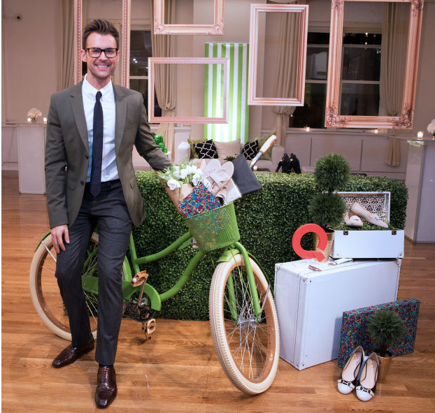 C. Wonder Creative Director, Brad Goreski @ NY Spring Collection Preview Event 2/4/16