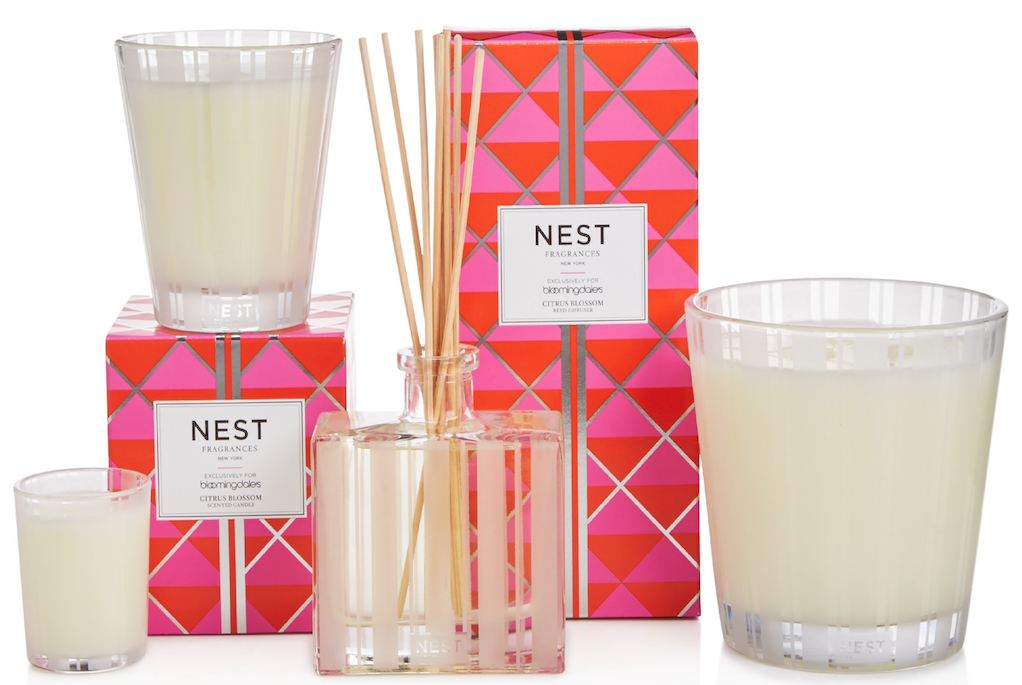 NEST Fragrances The Citrus Blossom Collection at Bloomingdales