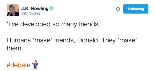 @jk_rowling, Twitter