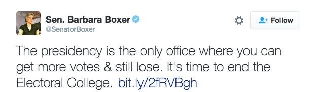 Twitter, @SenatorBoxer