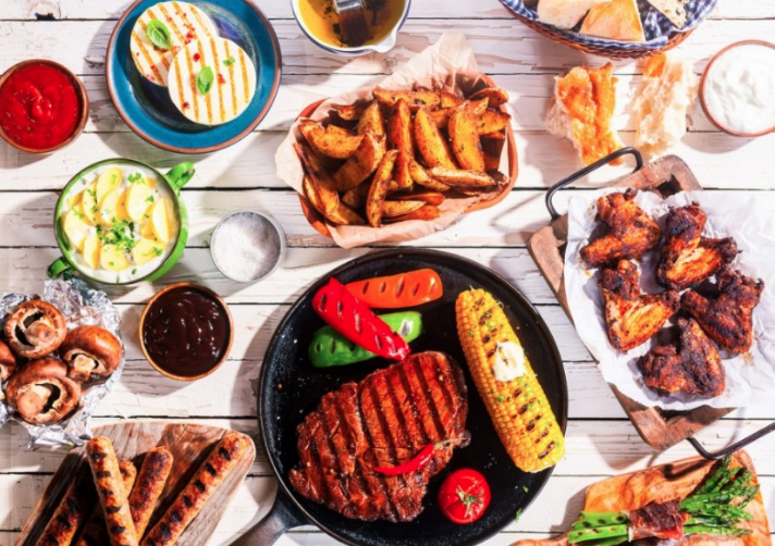 START PLANNING THE PERFECT BBQ RIGHT NOW…