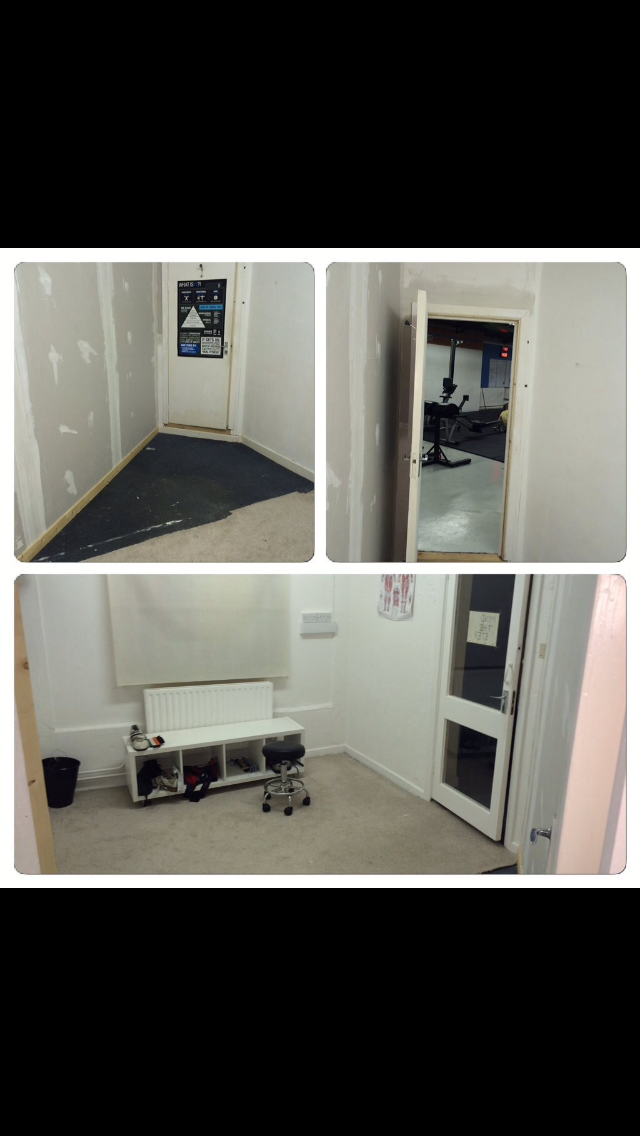 PPT Clinic Treatment room