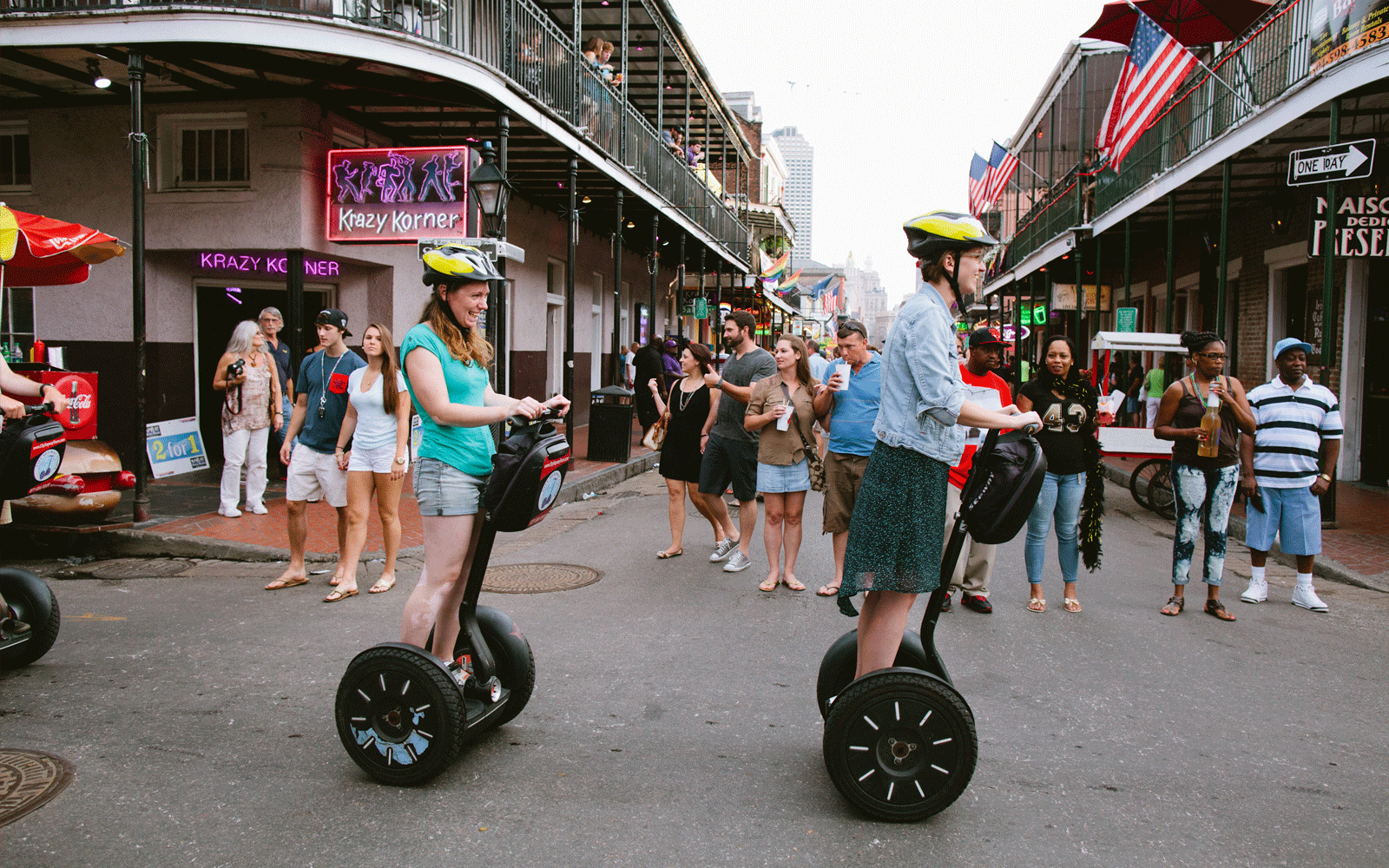 Photo Credit:  New Orleans Segway Tour