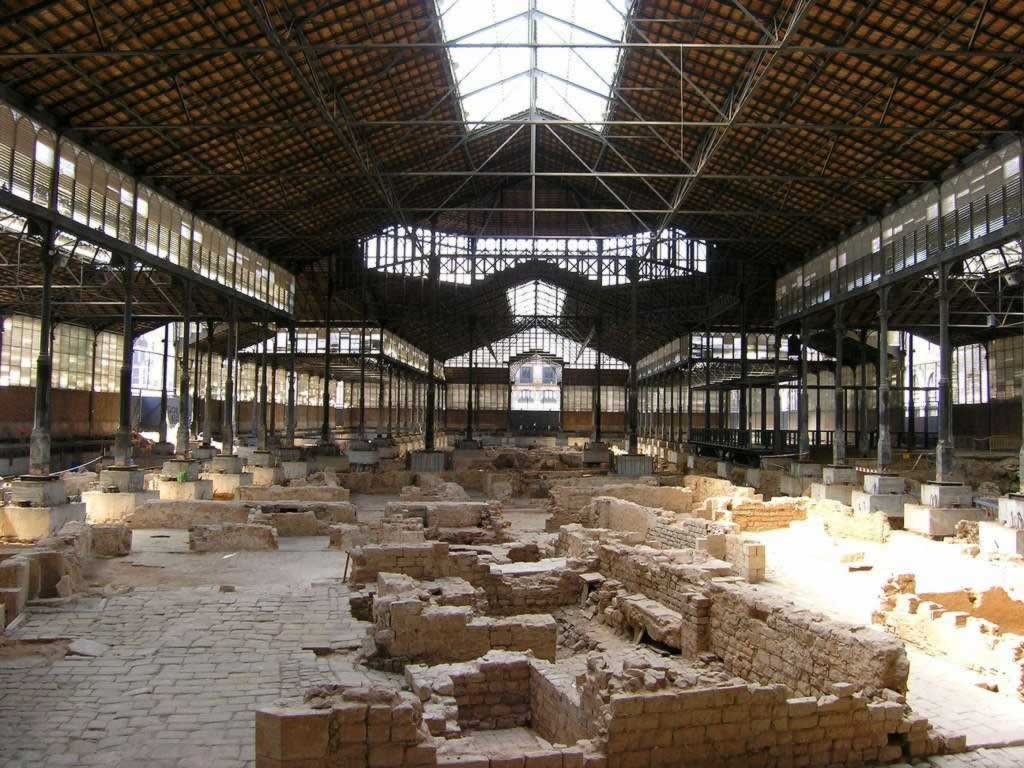 "10a.m. :  Born Cultural Centre  ""A stunning look into the city's Roman underbelly."" Plaça Comercial, 12; M: Barceloneta"