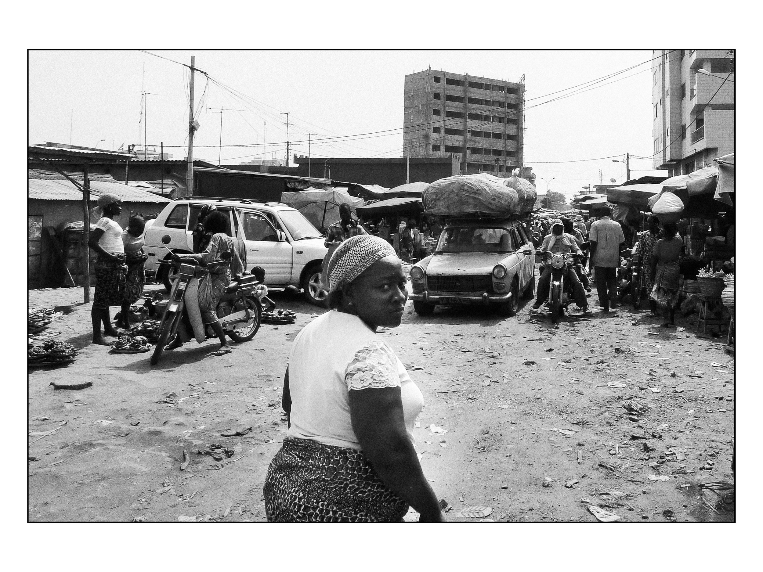 Marché de Cotonou