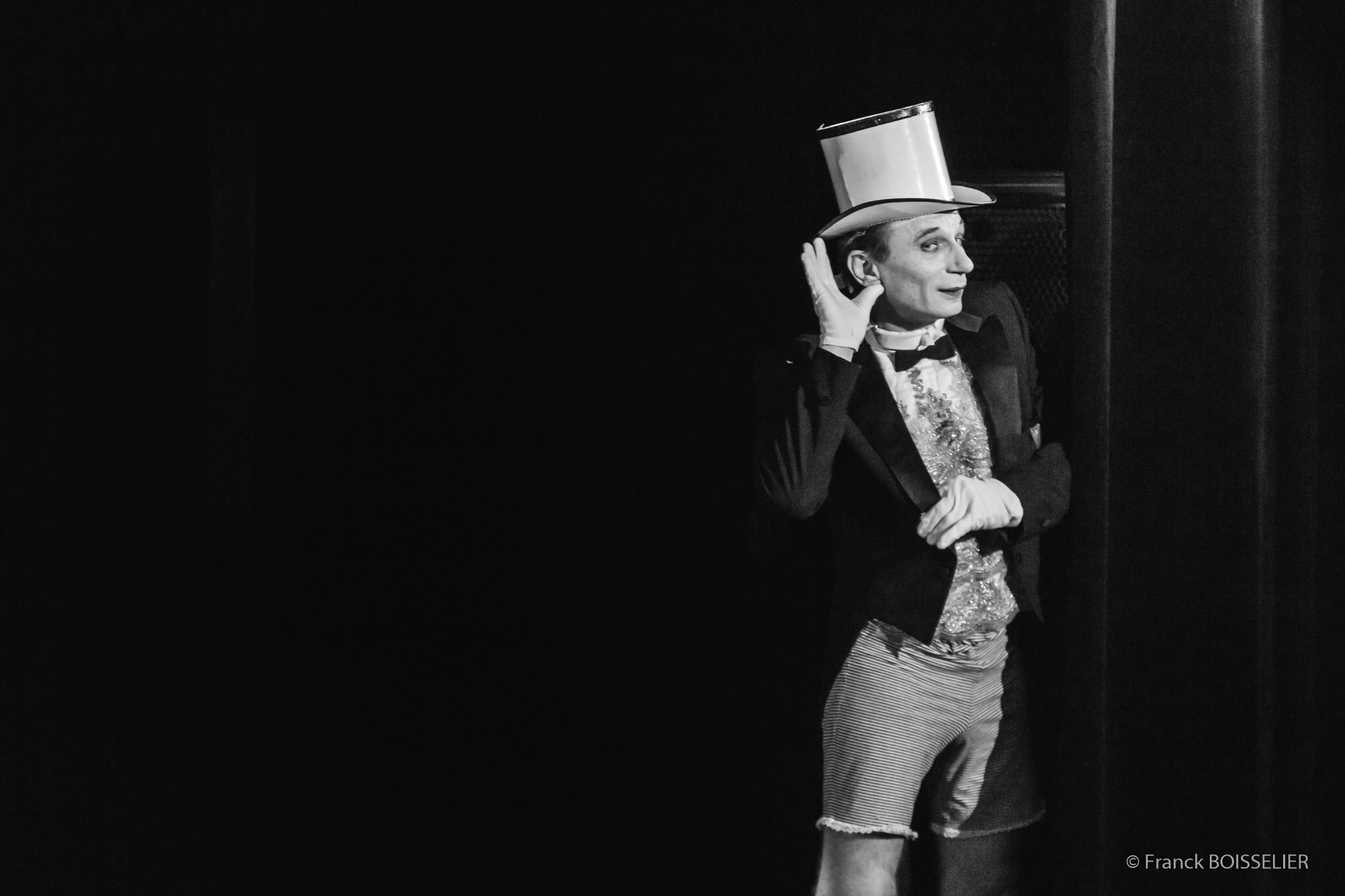 Festival International de magie - Franck Boisselier Photographe Spectacle - Voronin