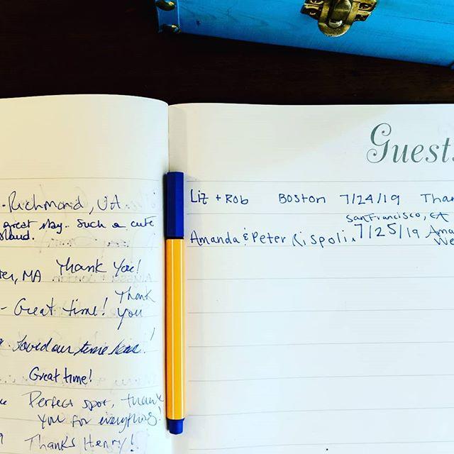 How do we get these people on @tripadvisor ? #love #motivationmonday #hotellife #smallhotels #nantucket