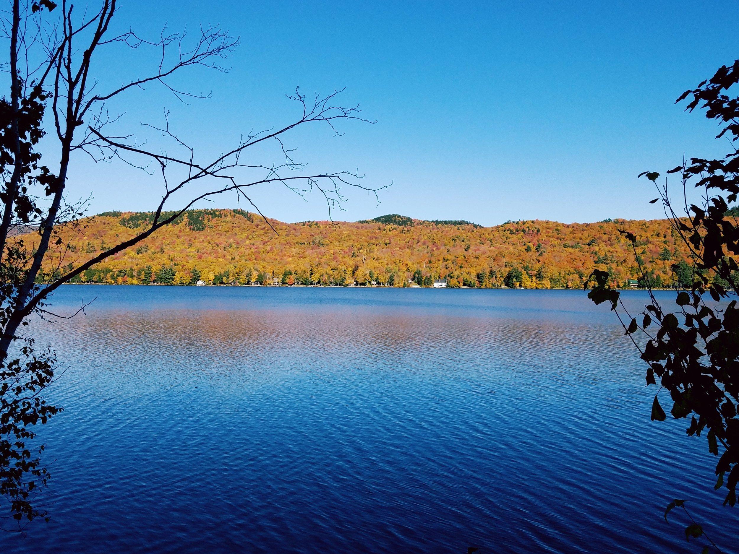 Stinson Lake Oct 2016.jpg