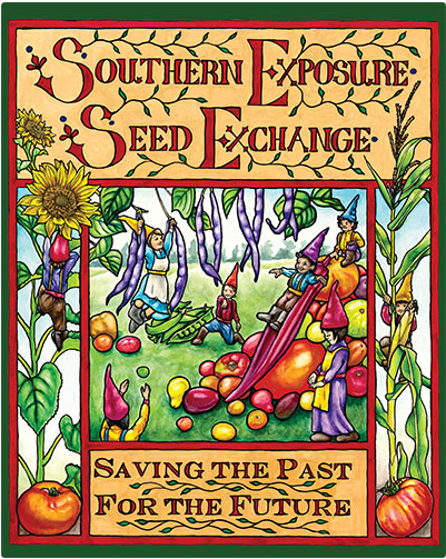 Cover of a Southern Exposure catalog