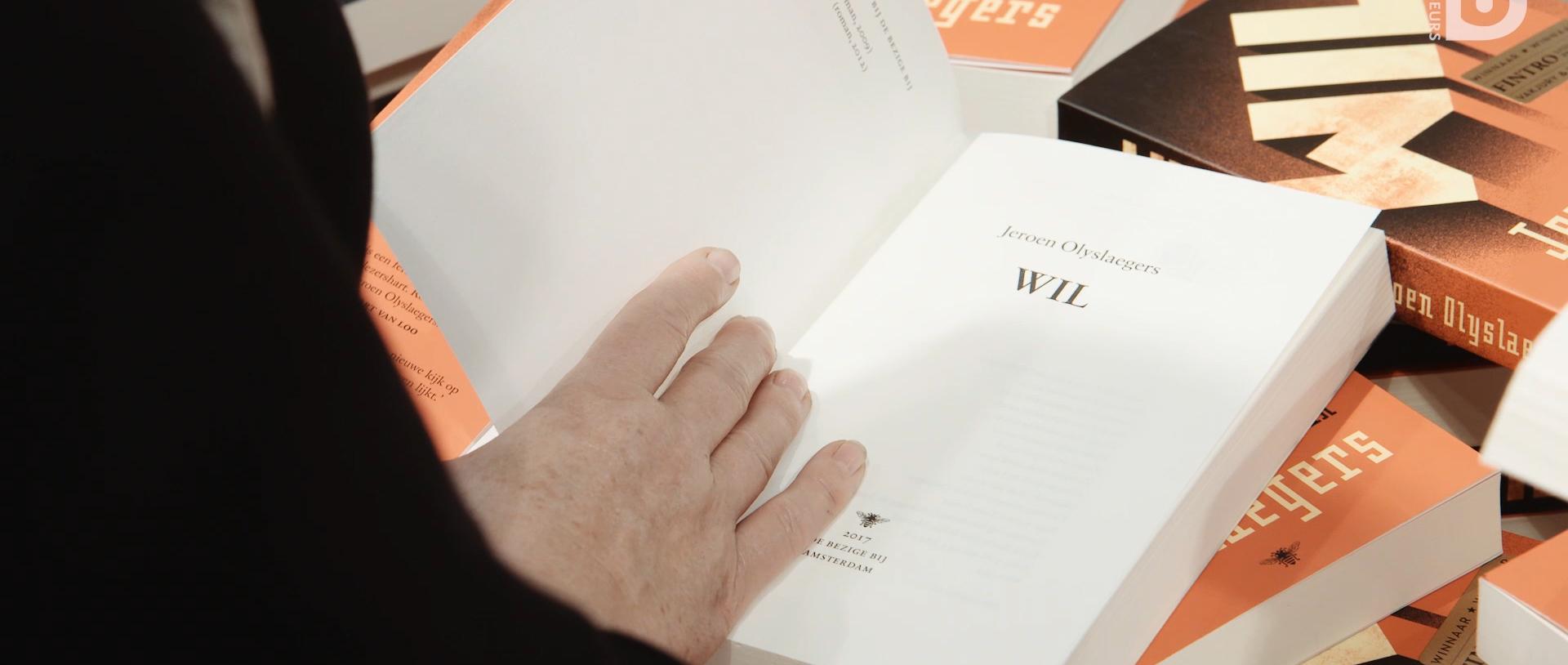 Boekenbeurs 2017 - Book fair reports
