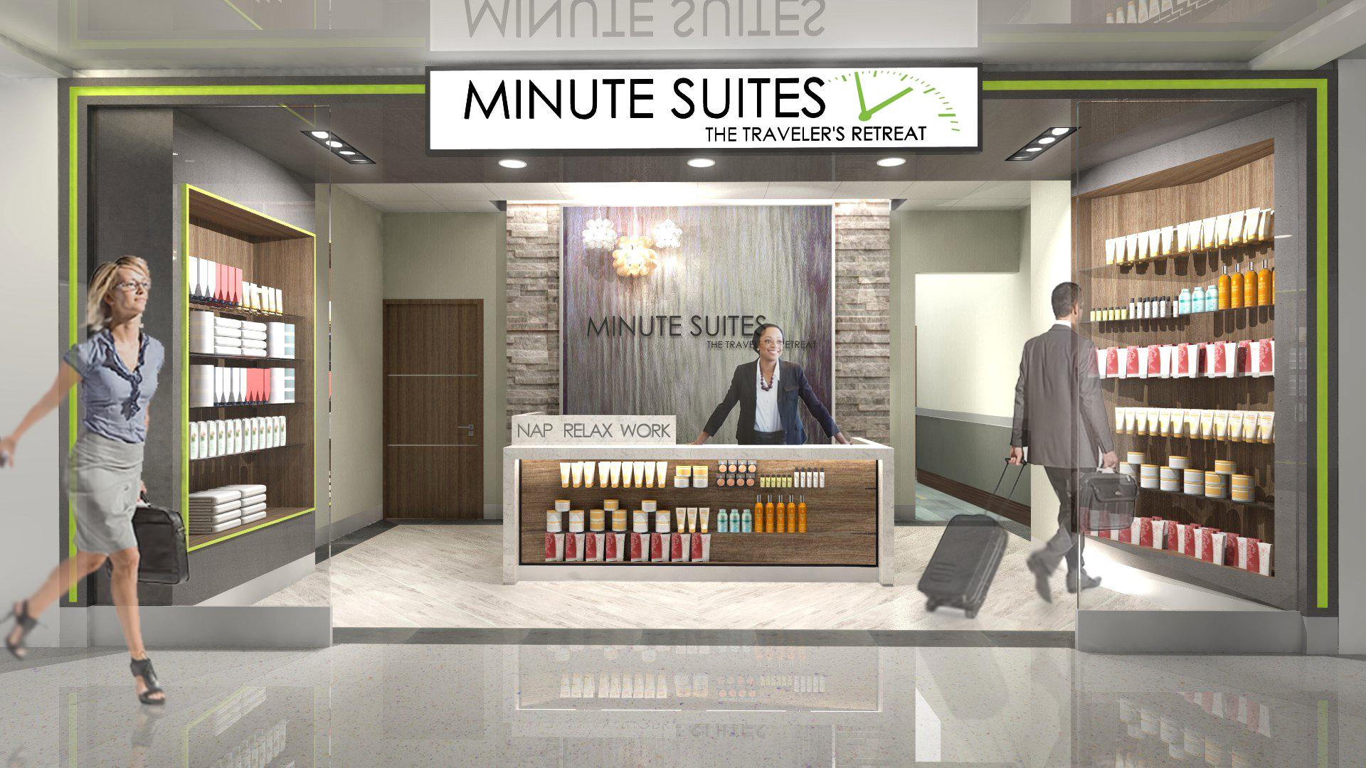 Minute Suites - Lobby
