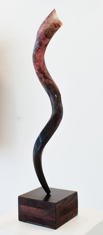 Shofar- full view 1