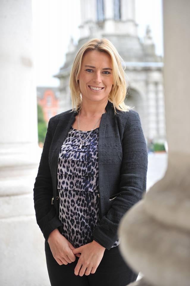 Senator Lynn Ruane