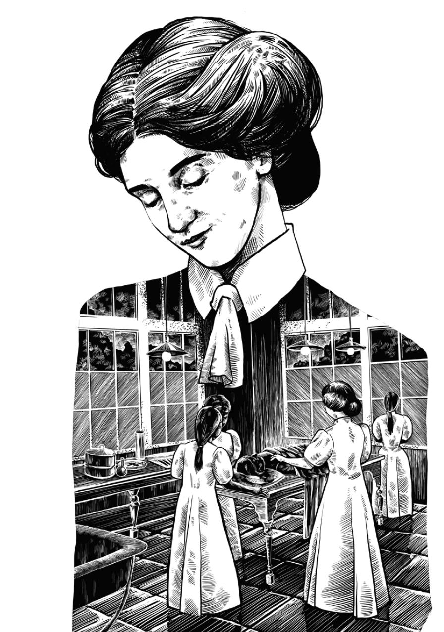 Illustration by Szabolcs Kariko