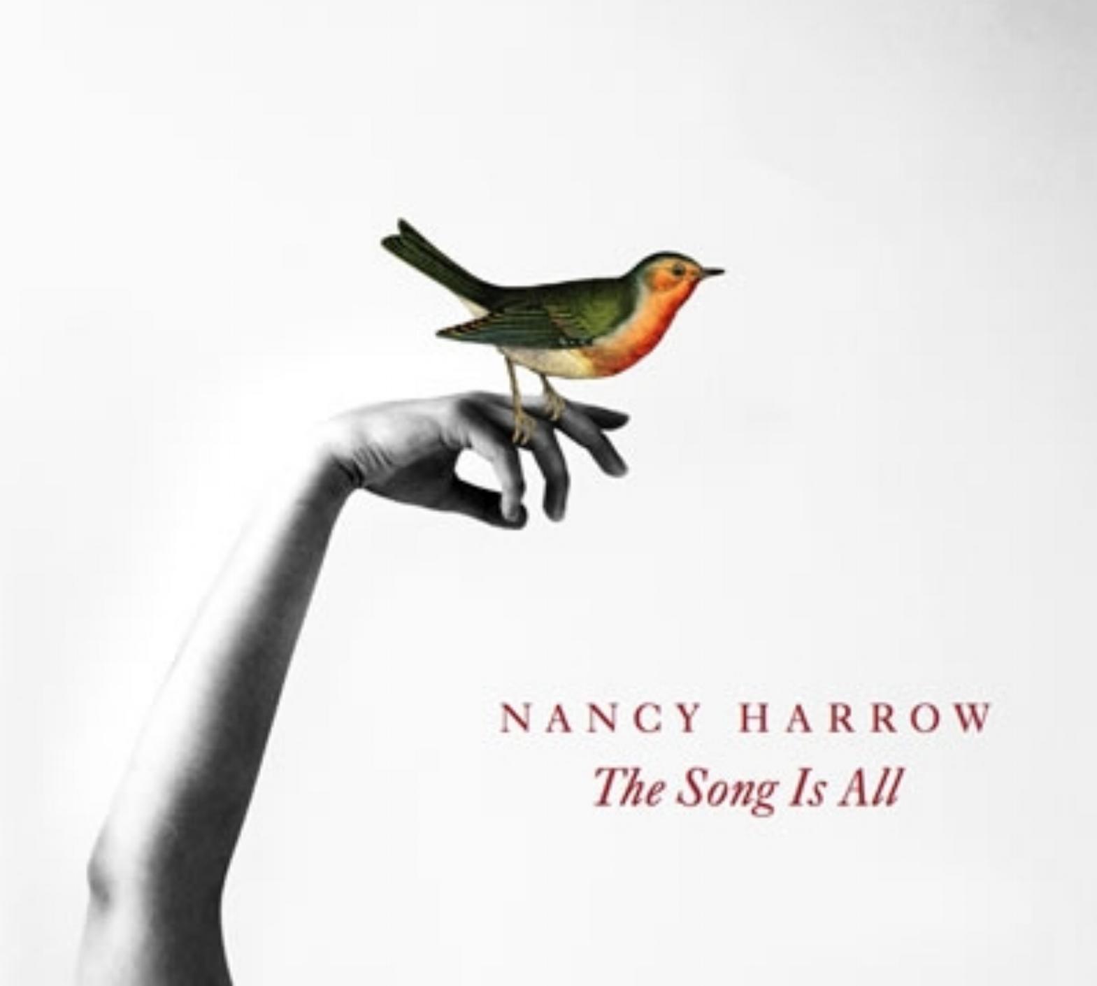 The Song is All  (2016) Nancy Harrow   iTunes  |  Amazon