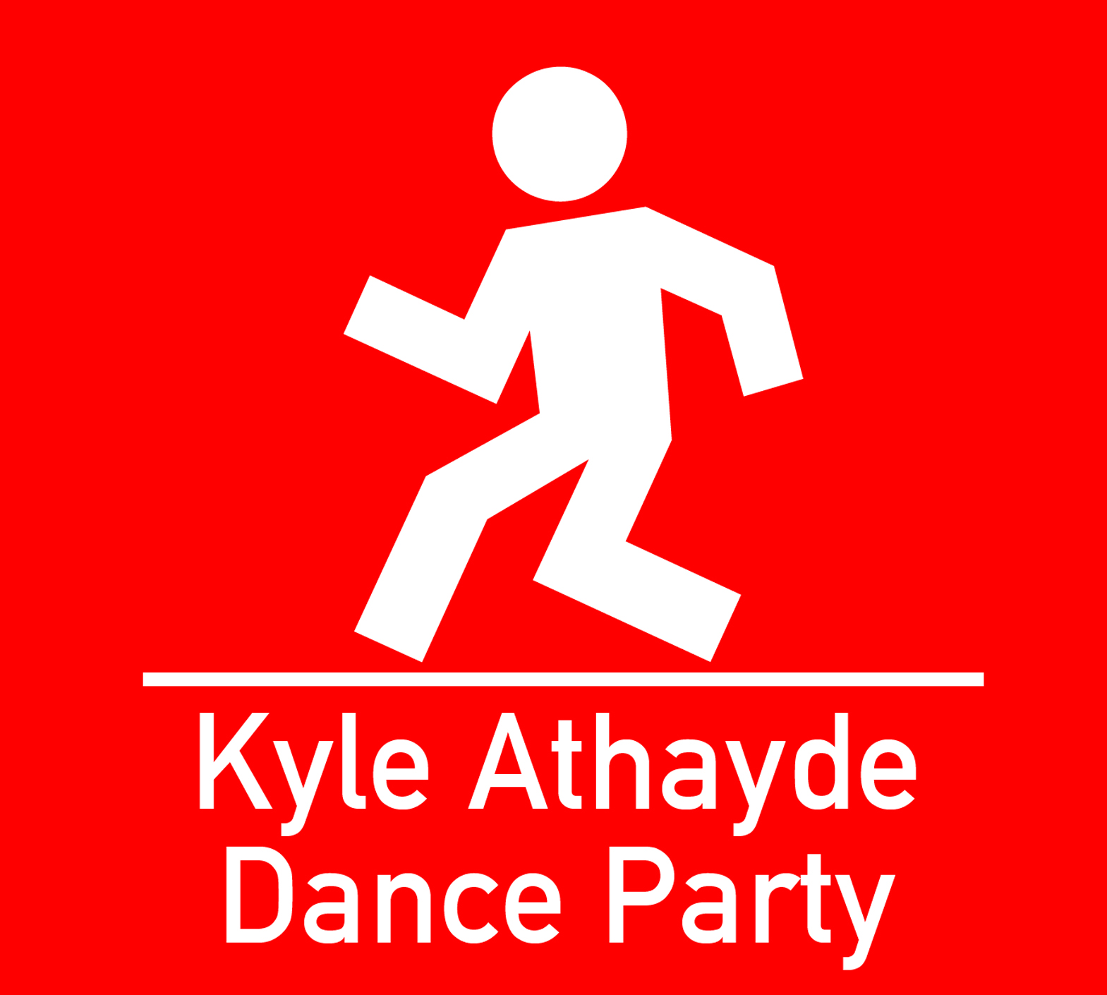 Kyle Athayde Dance Party  (2017) Kyle Athayde Dance Party   CD Baby