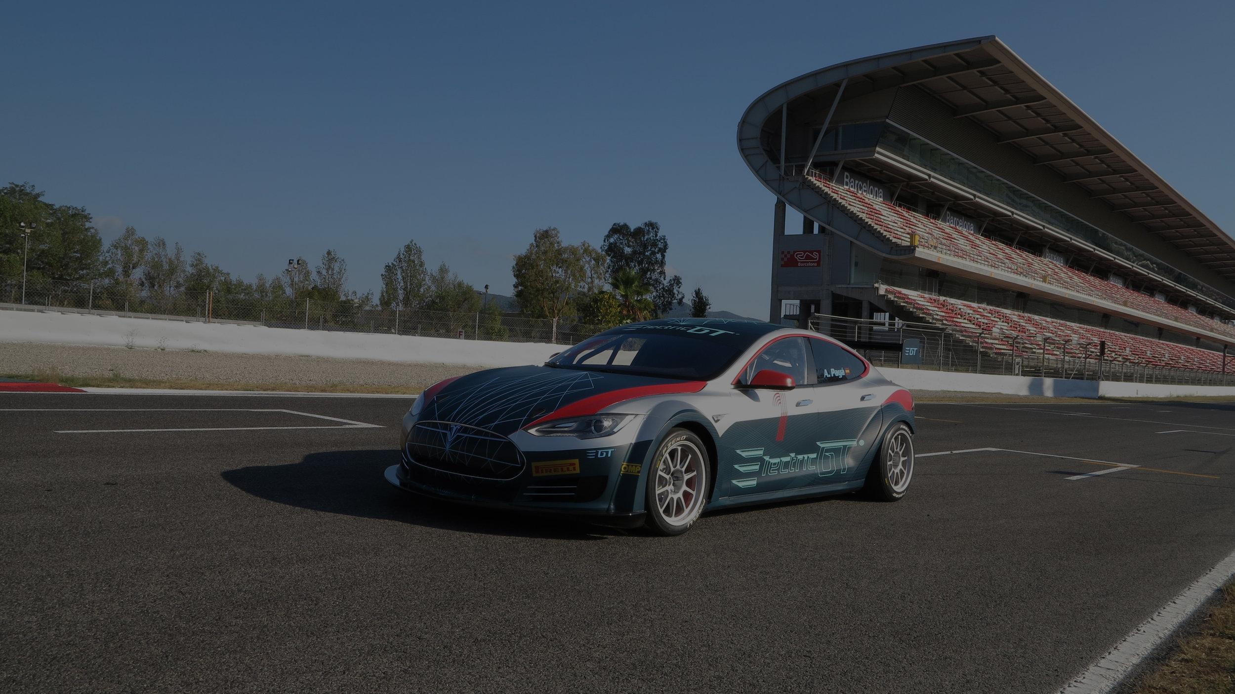 1st TestElectric GT - Barcelona
