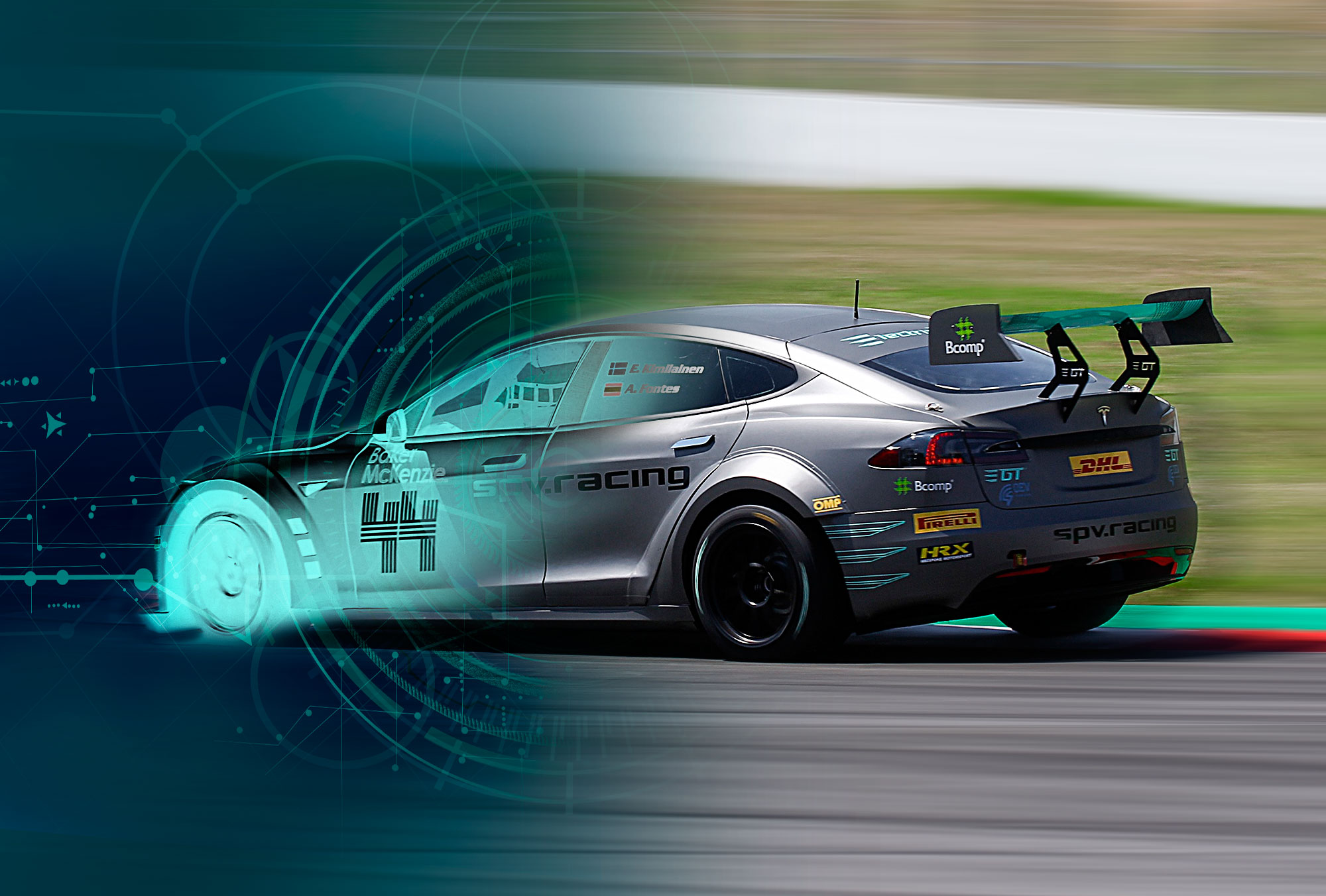 ELECTRIC GT HOLDINGS PRESENTS FIVE YEAR TECHNICAL ROADMAP   From season four, the race cars will have up to 825kW (1,122bhp) and accelerate from 0-100 km/h in 1.7s with a top speed of 380 km/h.   Read More