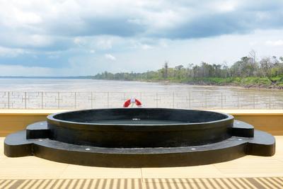 Delfin III: Plunge Pool
