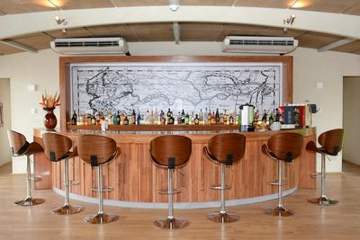 Delfin III: Canopy Lounge Bar