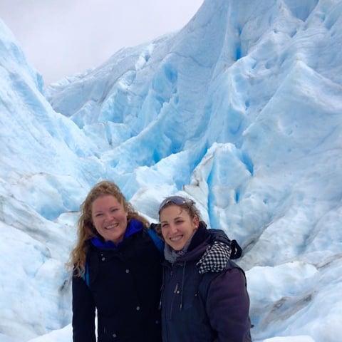 Tolley x 3 - Perito Moreno Glacier