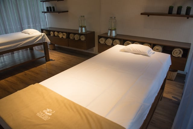 Zafiro Massage Room