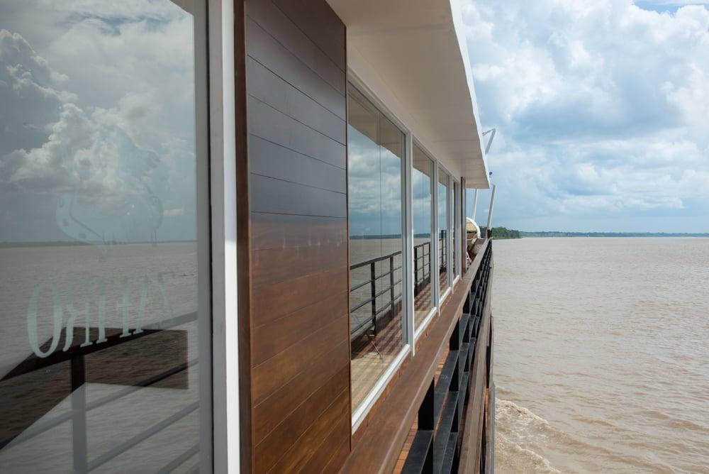 Zafiro Observation Deck