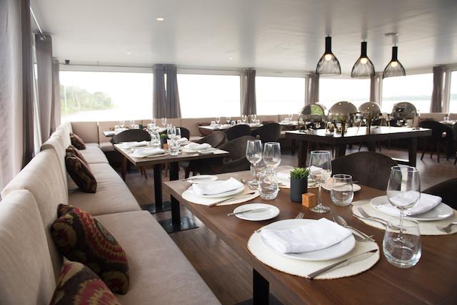 Zafiro Dining Room