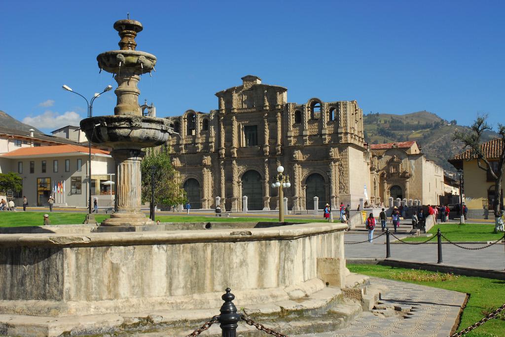 Plaza de Armas - Cajamarca