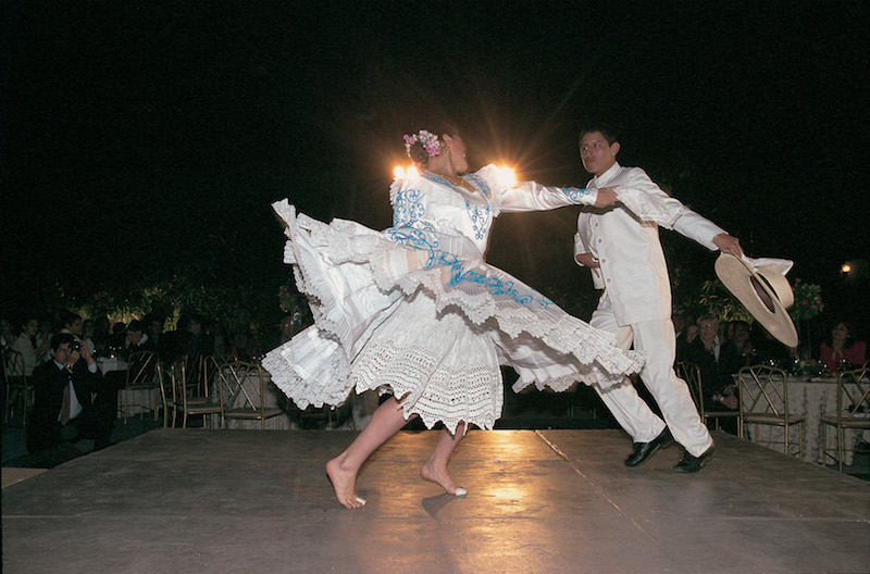 Marinera Dancers, Trujillo
