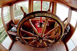 Ayapua Boatwheel - Museum of Historic Boats, Iquitos