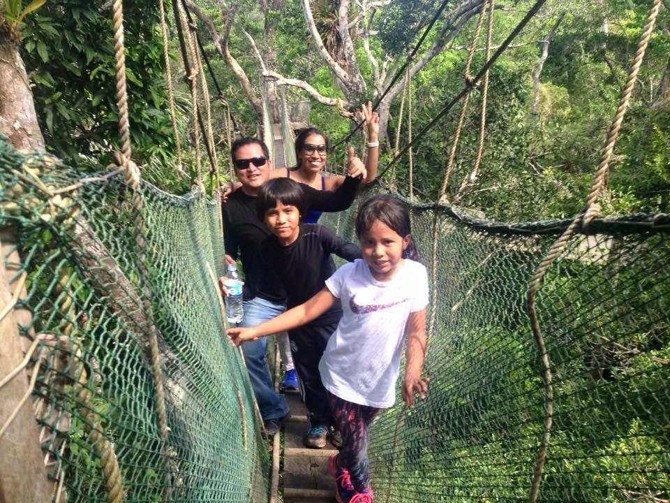 Explorama Amazon Canopy Walkway